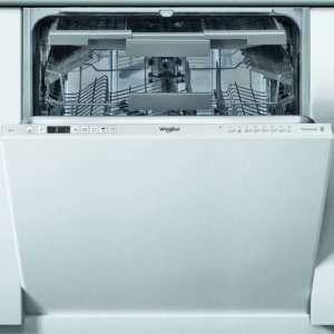 Съдомиялна Whirlpool WIC3C23PEF, 8 програми, 14 комплекта, Бял